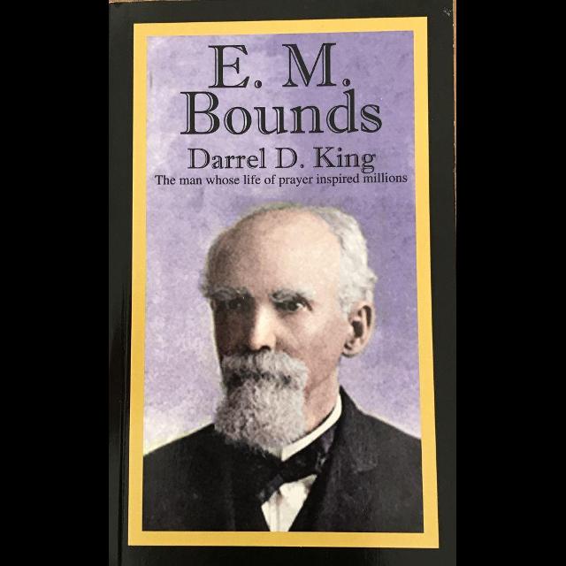 E. M. Bounds, Confederate chaplain
