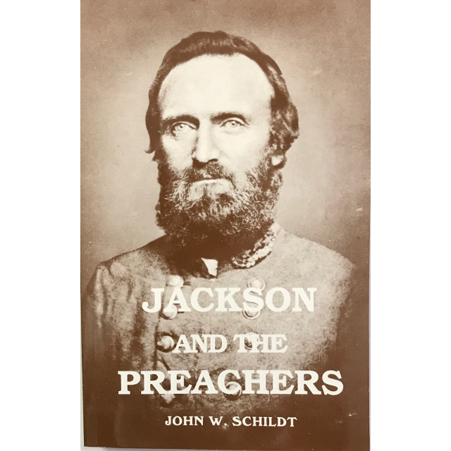 Jackson and the Preachers is a contemporary book written in the 1980s that deals with 9 of the preachers that molded Stonewall Jackson's Christian beliefs